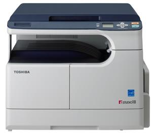 TOSHIBA e-STUDIO 18 1 Cassette Copier Machine